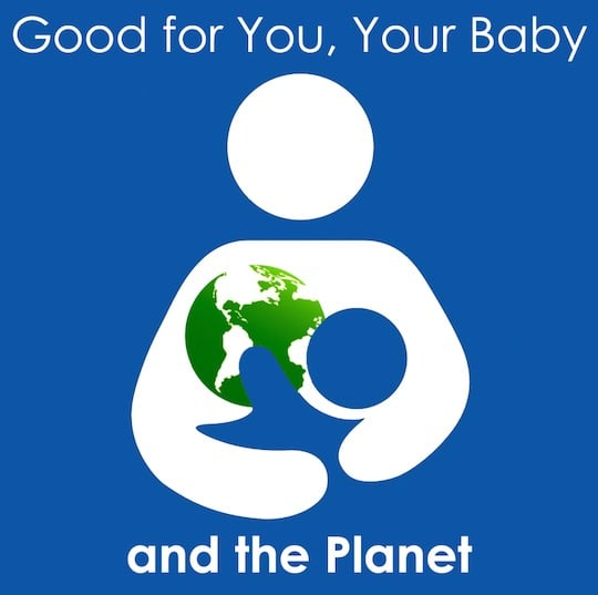 Breastfeeding Good For You Your Baby And The Planet Green Child Magazine