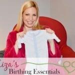 Liza's Birthing Essentials