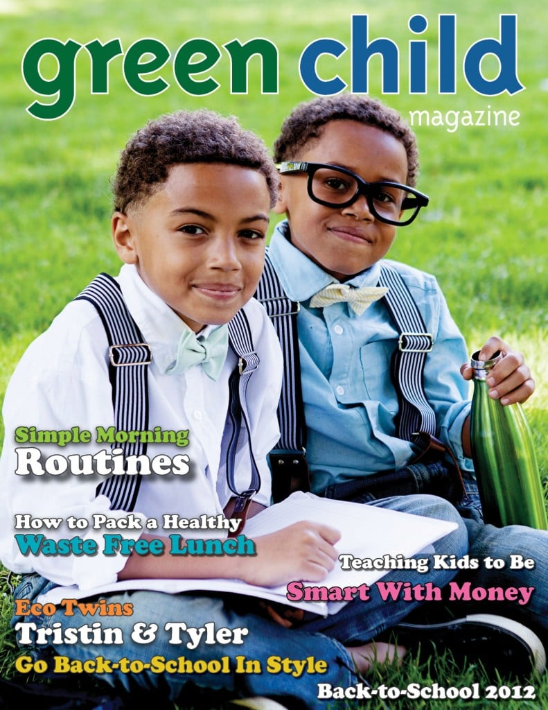 Back To School 2012 issue