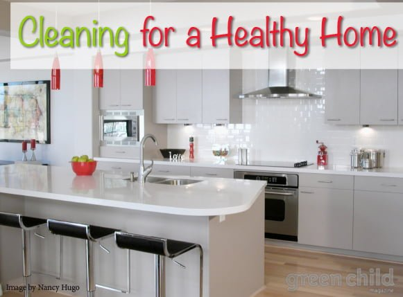 How to Improve Indoor Air Quality by Choosing Truly Green Cleaners