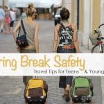 Spring Break Safety: Travel Tips for Teens & Young Adults