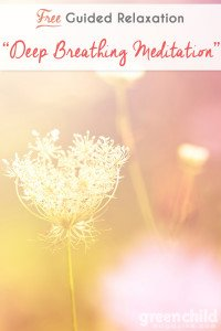 Deep Breathing Meditation Guided Relaxation Script
