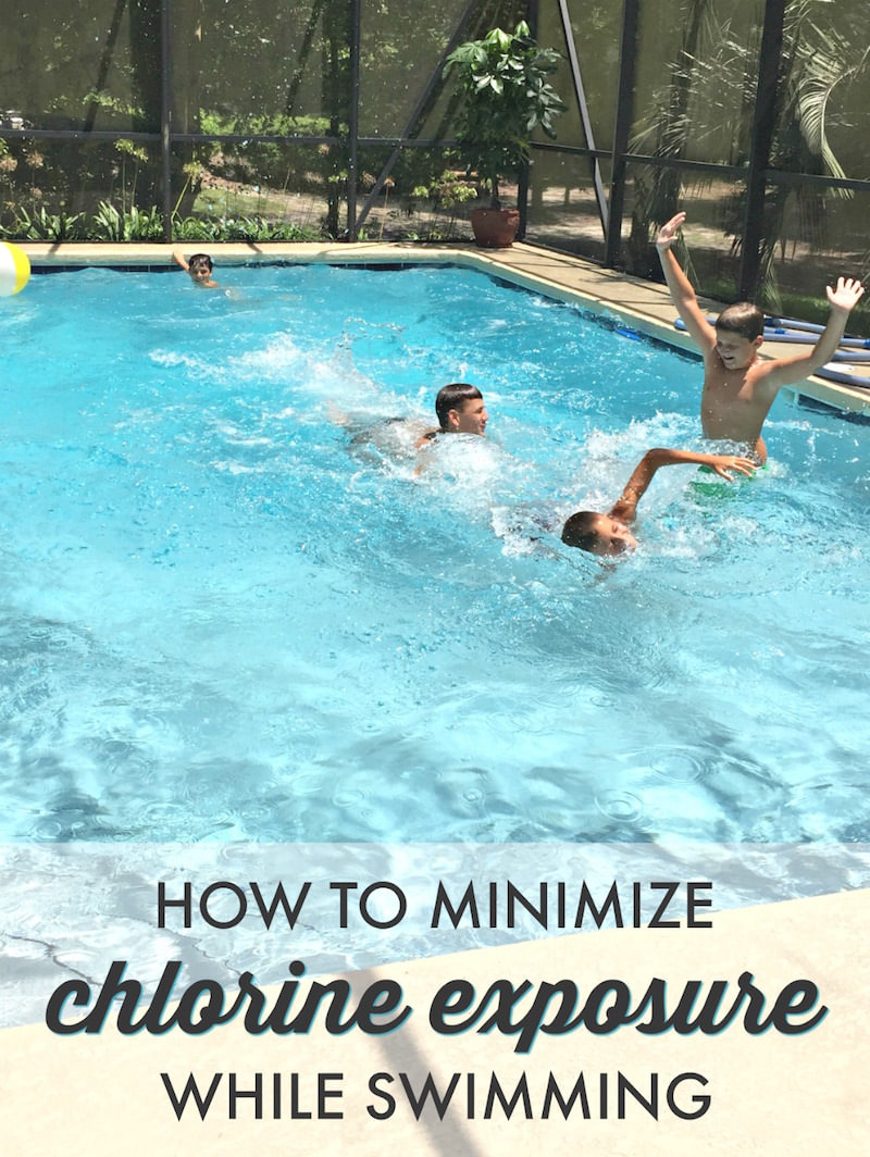 Cool down without the chemicals how to minimize chlorine exposure while swimming for Chlorination of swimming pools