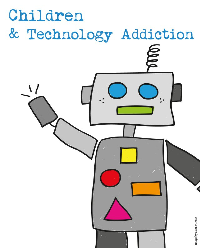 Children & Technology Addiction: How you can identify and set limits
