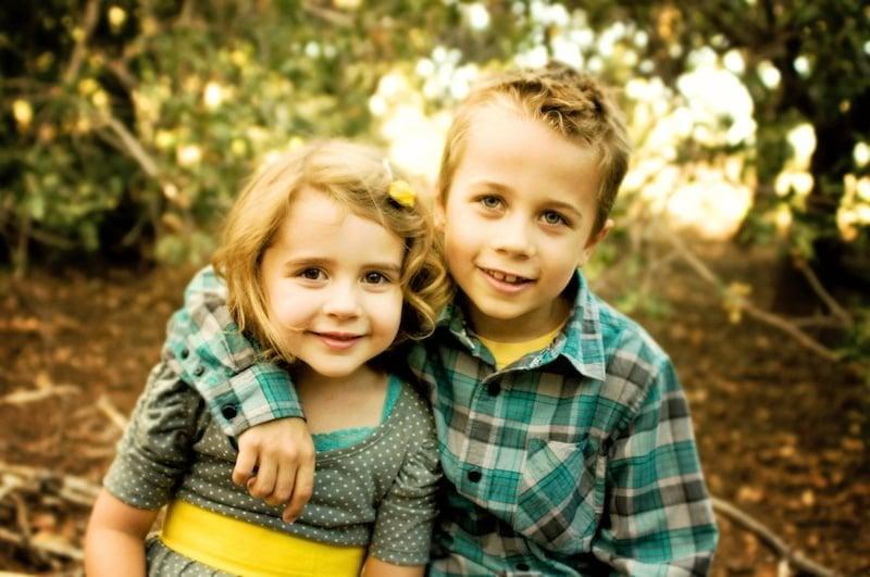 positive sibling relationships