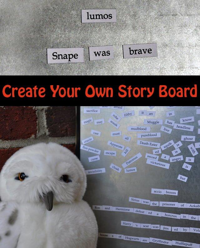 DIY Story Board