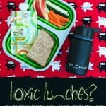 Safe Lunches: How to choose non-toxic lunch gear
