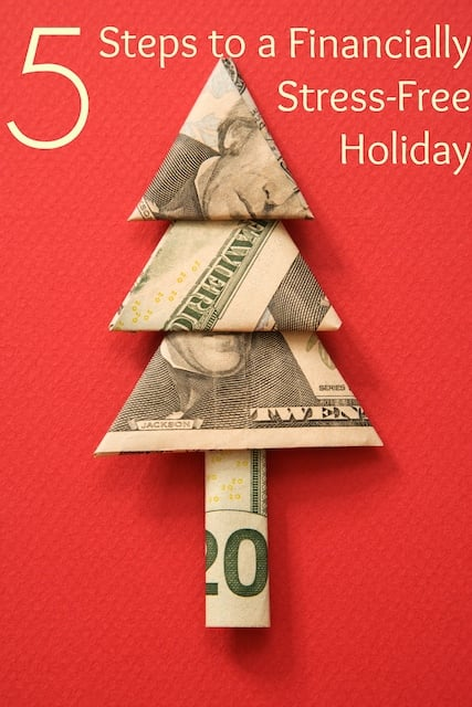 5 Ways to Reduce Your Financial Stress this Holiday Season
