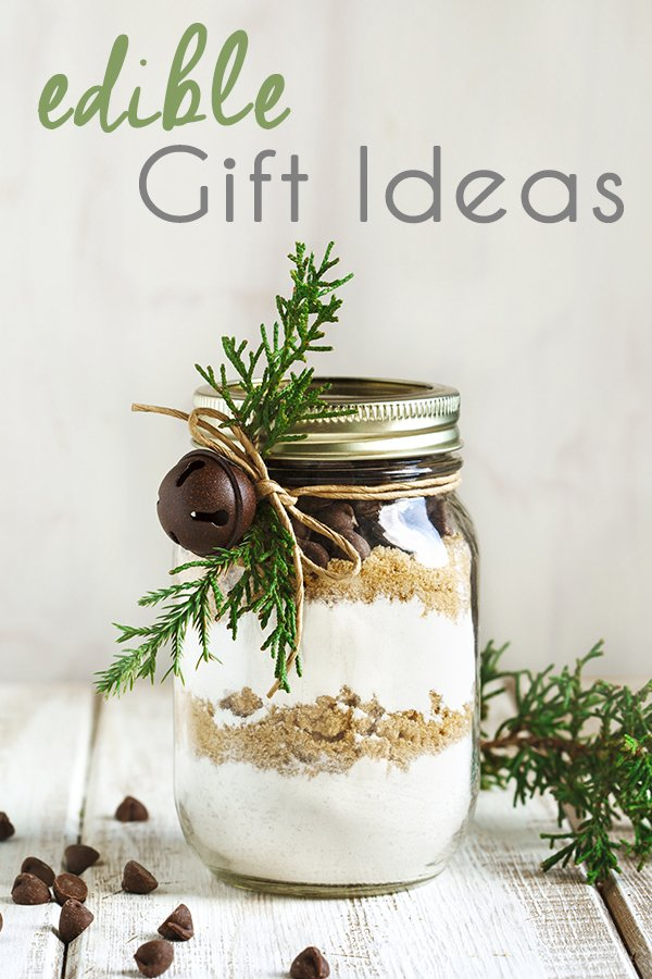 If you're on a budget, edible gifts are the perfect gift to save money but still show someone how much you care.