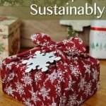 How to Wrap Gifts Sustainably