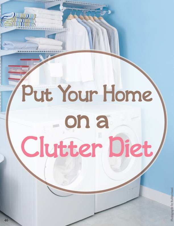 Put Your Home on a Clutter Diet