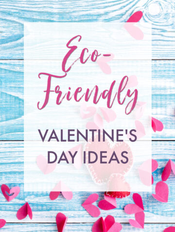 Eco Friendly Valentines Day gifts