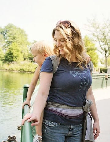 Beyond Babywearing: The Continuum Concept