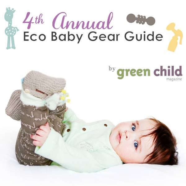 Eco Baby Gear Guide