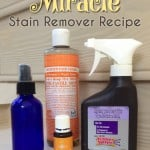Miracle DIY Homemade Stain Remover Recipe