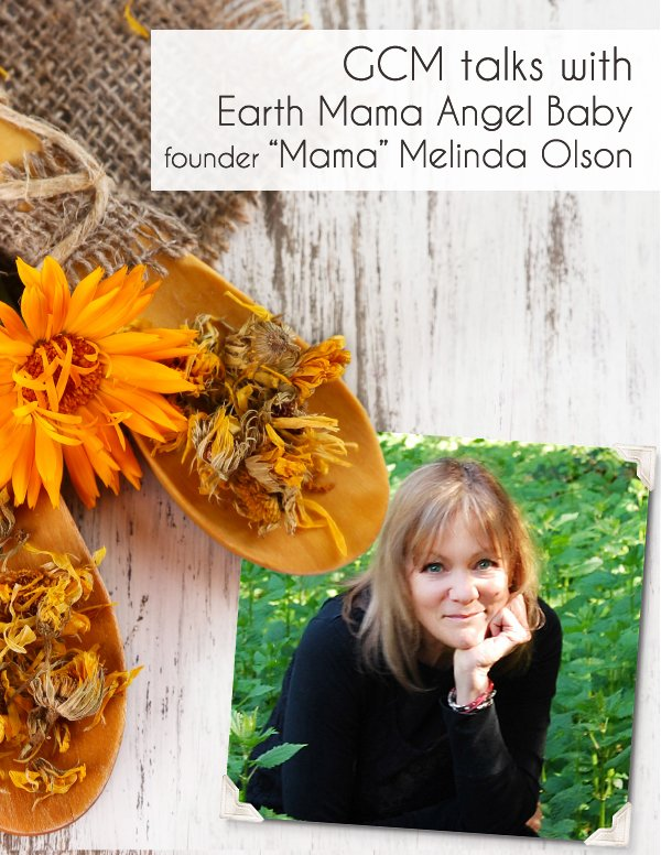 Green Child Magazine talks with Melinda Olson, founder of Earth Mama
