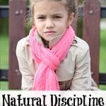 Natural Discipline for the Older Child