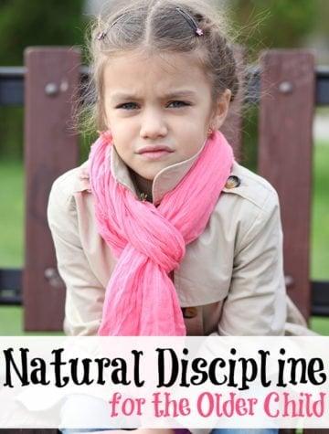 Positive Discipline for the Older Child