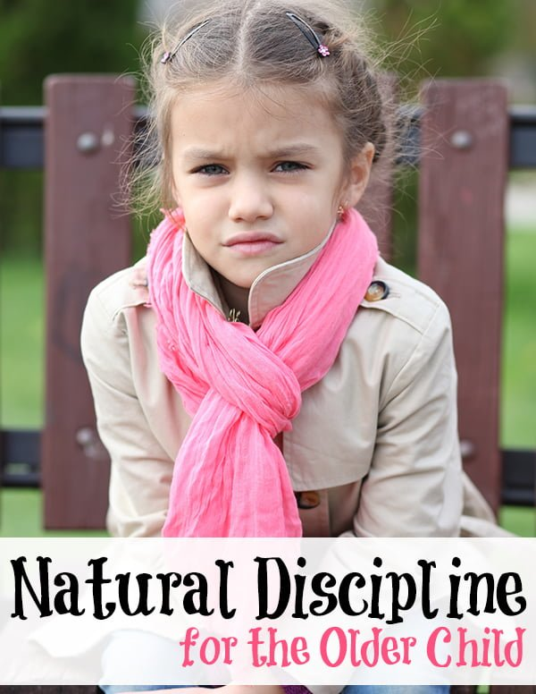 Positive parenting expert Kelly Bartlett shares common behavior challenges parents face with older kids & positive discipline tips for handling them effectively
