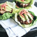 Juicy Burgers with Gruyere