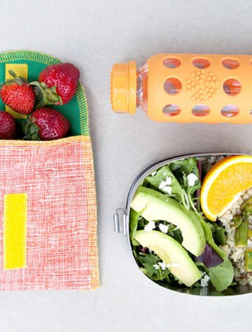 Waste-free lunch supplies can save you up to $400 per year