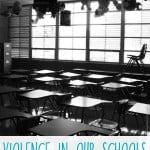 Violence in Our Schools:  How parents can help create a more peaceful world