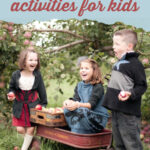 first day of fall activities for kids
