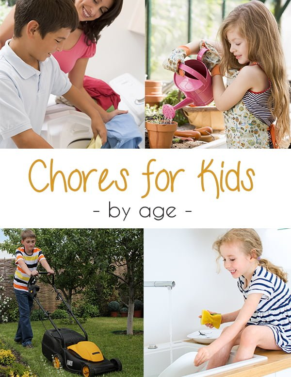 Whether they're assigned in the form of a chart, a wheel, or a jar, age-appropriate chores play an important role among families. Not only do regular household jobs teach kids responsibility and prevent a sense of entitlement, they instill in children a vital sense of importance in the family.