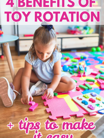 how to rotate toys