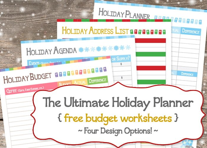free-holiday-planner