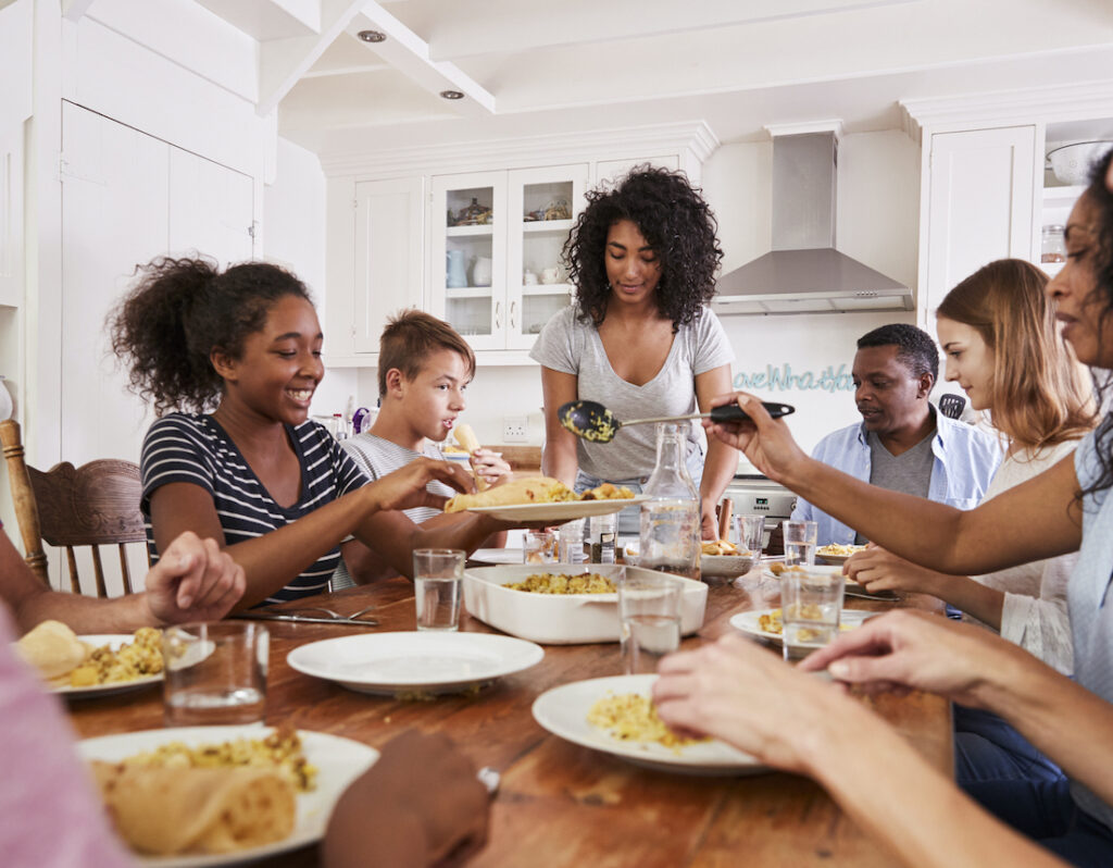 Celebrating a conscious thanksgiving