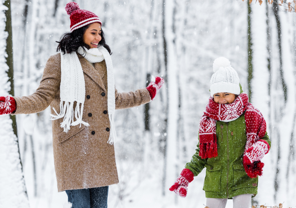 Fun ways to celebrate the first day of winter with kids