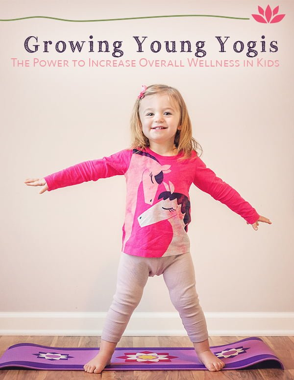 Introducing a mindfulness practice such as yoga can benefit children of all ages; establishing a foundation of wellbeing that will support them throughout their lives.