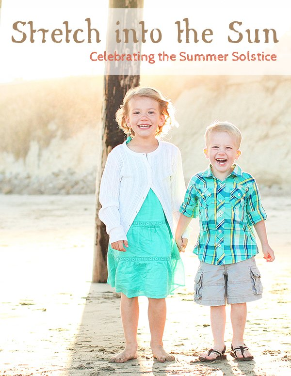 The summer solstice, or midsummer, is a wonderful opportunity to celebrate and learn about the warmest season with our families.
