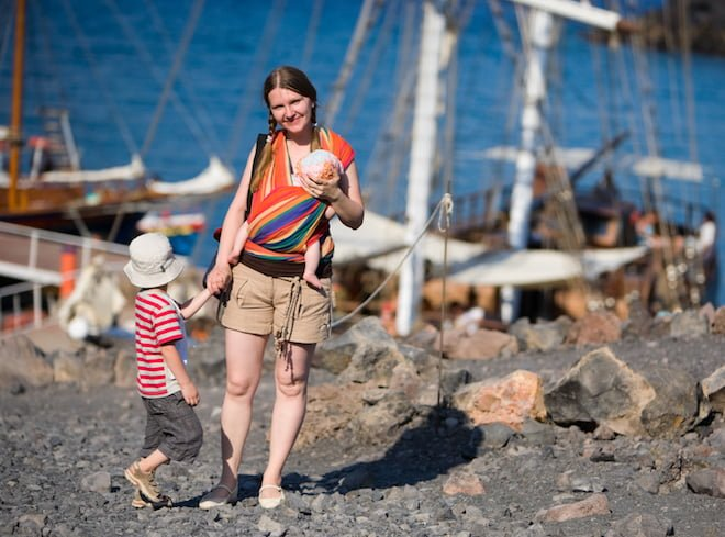 Family tourism: Eco Travel with Kids