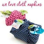 12 Reasons You'll Love Cloth Napkins
