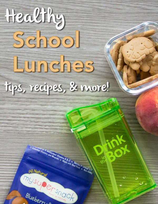Dozens of amazing (and simple!) lunch ideas