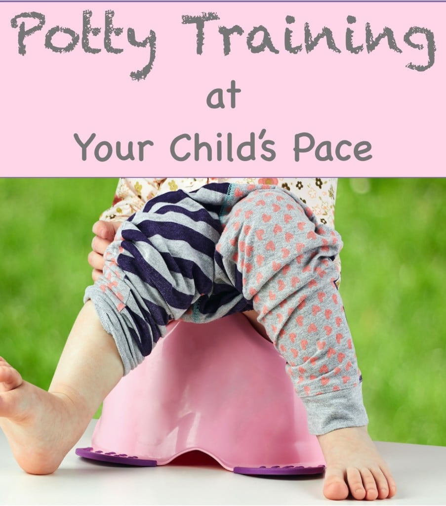 An Attachment Parenting Approach to Potty Training