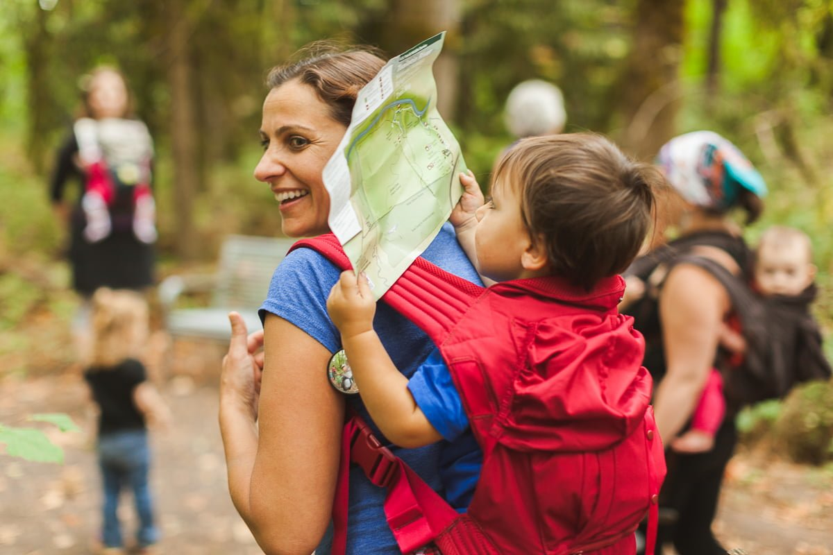 Hike it baby - Hiking my way through postpartum depression