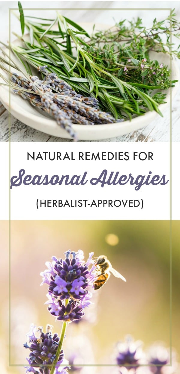 Natural Ways To Fight Seasonal Allergies