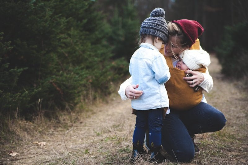 Positive parenting tips to help build secure attachment within kids