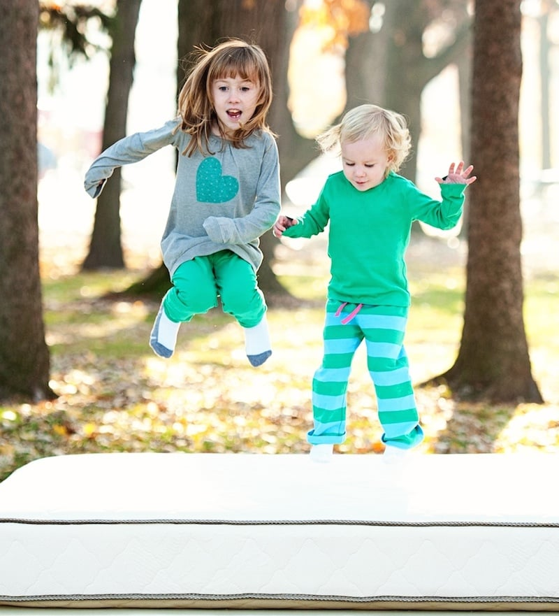 Enter to win a natural wool & organic cotton mattress from My Green Mattress