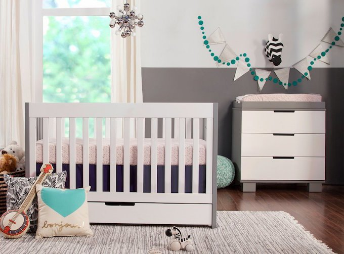 A Crib Like The Babyletto Convertible Crib, Made From Sustainable Materials  And Non Toxic Finishes, Is A Safe Choice For Your Nursery.