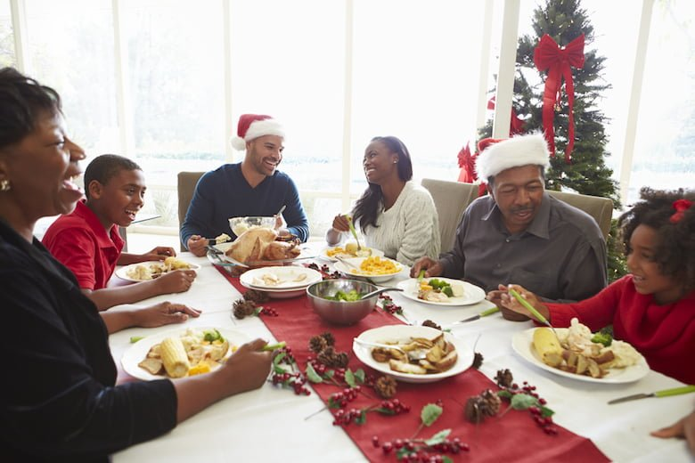 Family members and friends can find ways to include older adults in these traditions or start new ones
