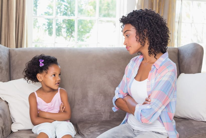Mom teaching respect: how to teach a child respect and discipline