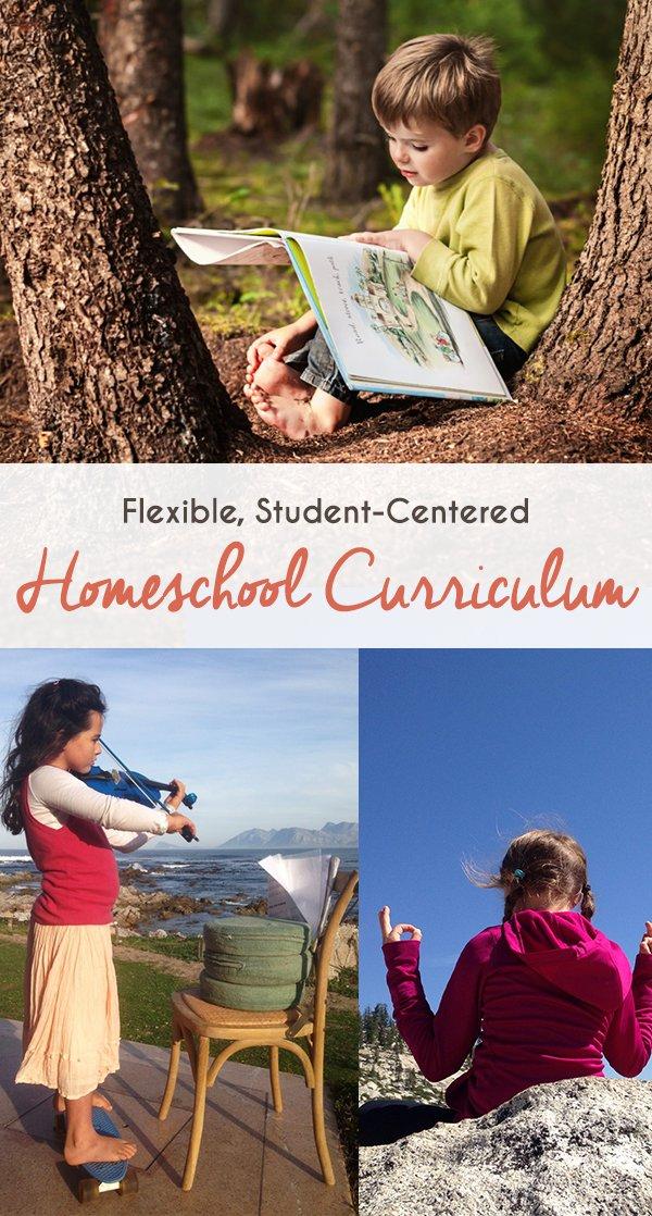Flexible Student Centered Homeschool Curriculum From Oak Meadow