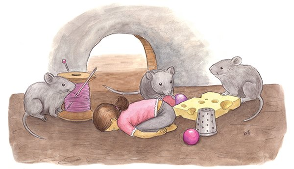 ABCs of Yoga for Kids mouse