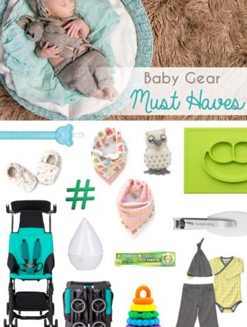Our 6th Annual Eco Baby Gear Guide