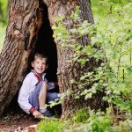 Helicopter Parenting in Nature: Don't Cut Down the Tree, Build Up the Kid
