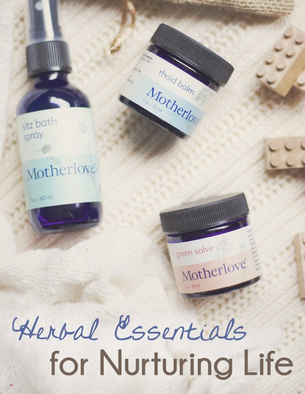 Herbal Essentials for Nurturing Life